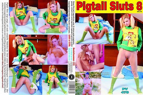 Pigtails Sluts 8