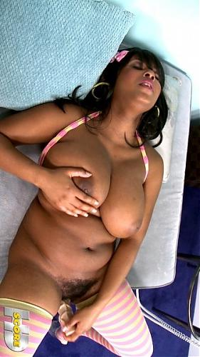 [Voluptuous.com / ScoreHD.com] Aileen Ghettman (Take Me To Boob Bliss) [2010г., Big Boobs, Natural Boobs, Big Ass, Black, Solo, Toy, 720p ] *Released: April 30, 2010* (2010) HDTVrip