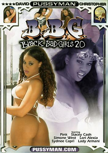 BLACK BAD GIRLS 20