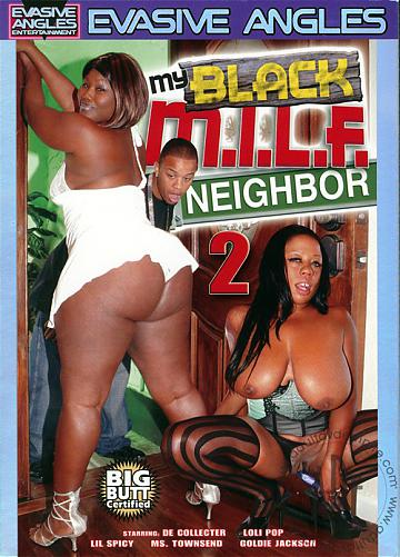 My Black M.I.L.F. Neighbor #2