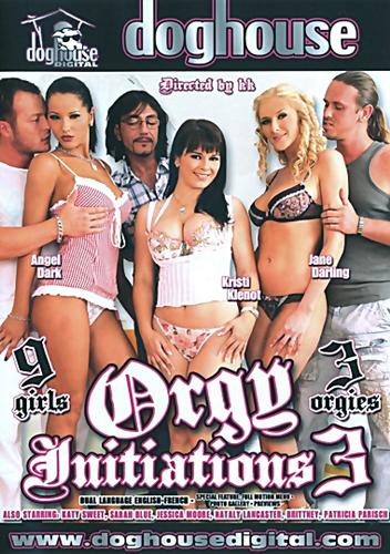 Orgy Initiations 3 (2008) DVDRip