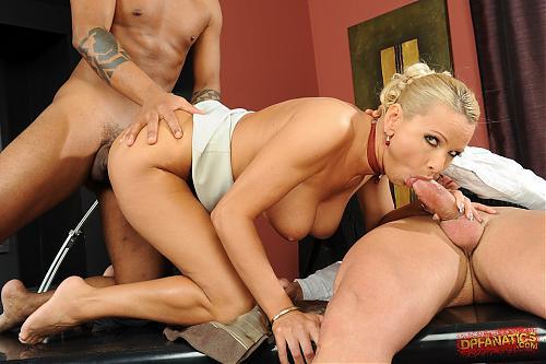 [DPFanatics.com / 21Sextury.com] Winnie (An Intra - Office Affair / v6246) / Шеф с партнером раздуплил секретаршу на её рабочем месте! (2010) SATRip