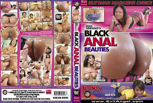 Black Anal Beauties.