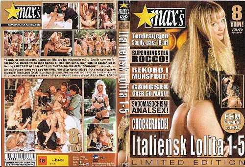 Italiensk Lolita 1-5