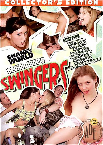 Shane's world: Devinn Lane's Swingers