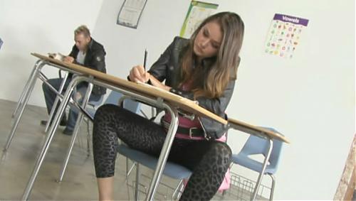 Студентка. (2011) DVDRip