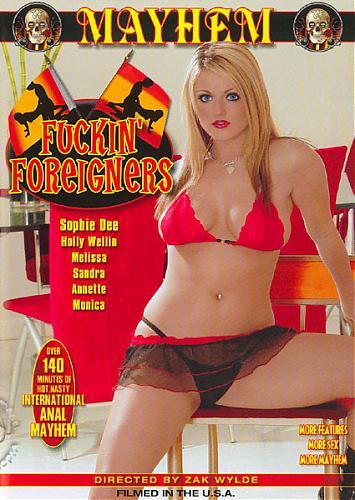 Fuckin Foreigners / Трахающиеся иностранки (Zak Wylde, Mayhem) (2006) DVDRip