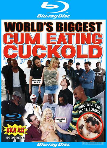 World Biggest Cum Eating Cuckold