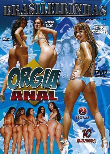 Orgia Anal