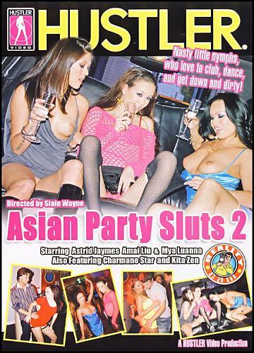 Asian Party Sluts 2