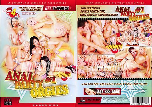 Anal Party Orgies 1