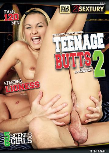Teenage Butts 2
