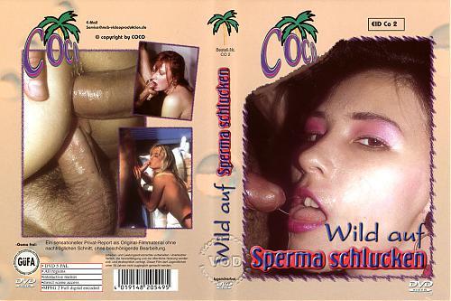 Wild Auf Sperma Schlucken