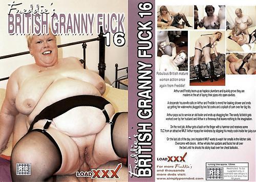 Freddie's British Granny Fuck#16