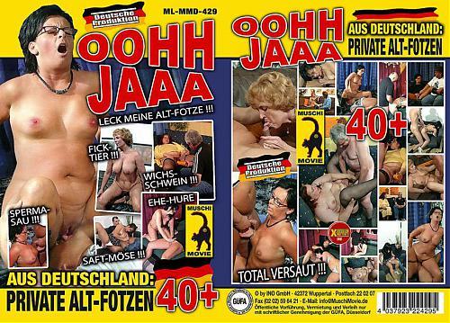 Aus Deutschland: Private Alt-Fotzen 40+