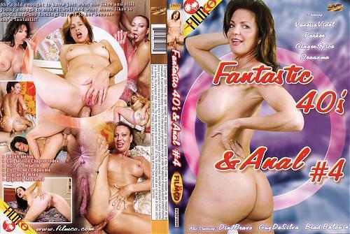Fantastic 40's & Anal 4