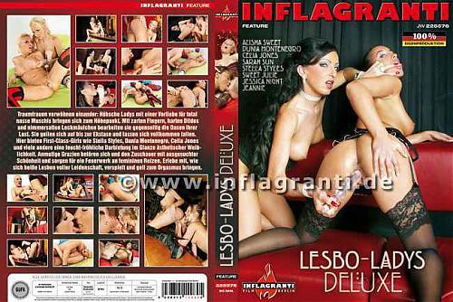 Lesbo-Ladies Deluxe